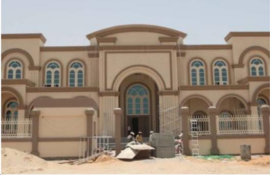 1500 SEAT CATHOLIC CHURCH OPENS IN RAS AL KHAIMAH UAE