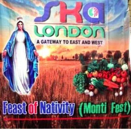2016 Feast of Nativity (Monti Fest) –  SKA' s Celebrations