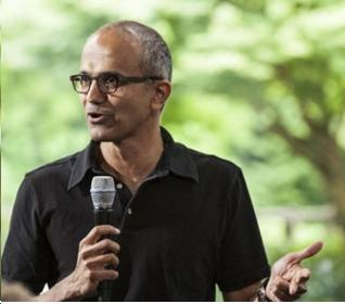 MANGALORE UNIVERSITY STUDENT SATYA NADELLA BECOMES CEO OF MICROSOFT CORPORATION