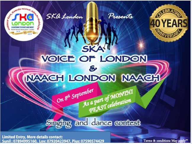 SKA Voice of London and Naach London Naach