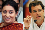 Smriti Irani to take on Rahul in Amethi