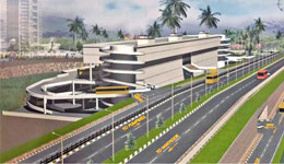 District approves concept plan of Pumpwell Bus terminal