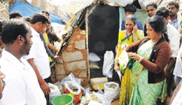 Misuse of govt benefits; Anganawadi food items sold in blackmarket
