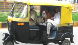 Forum wants auto rickshaw drivers to collect revised fares