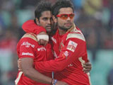 Victory for Royal Challengers was real challenge