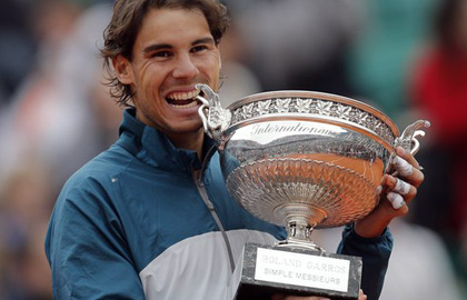 Rafael Nadal thrilled by impossible French Open win