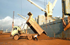 Hopes run high at New Mangalore port as ban goes on iron ore exports
