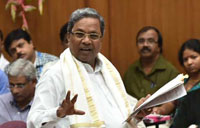 In a bid to rescue farmers, Siddaramaiah cracks whip on money lenders